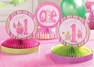 Festa de primeiro aniversário